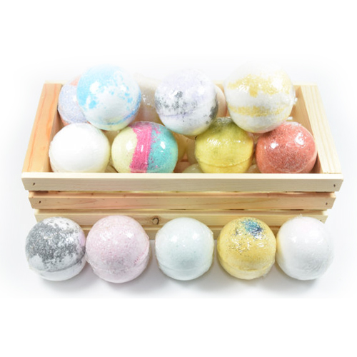 Natural Freshness Bath Bomb